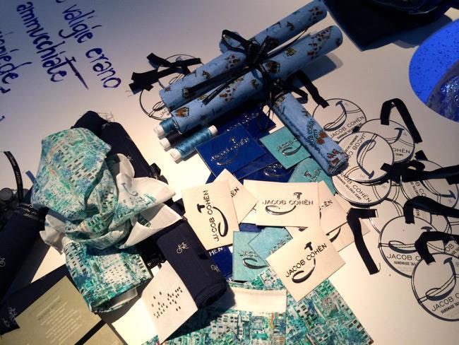 La nuova collezione di Jacob Cohën presentata durante la Milano Fashion Week uomo