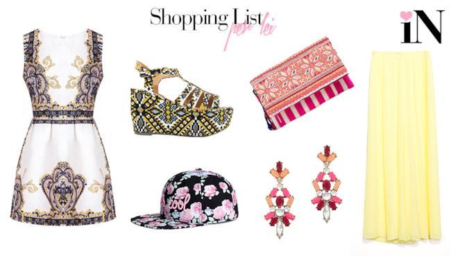 Scopri i 6 capi top della settimana da aggiungere nella tua shopping list