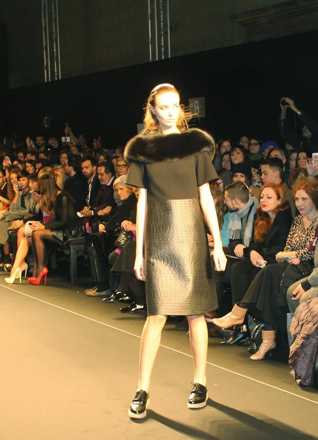 San Andrés Milano collection A/I 2014-15