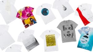 La limited edition di t-shirt di GAP e Visionaire per la summer 2014
