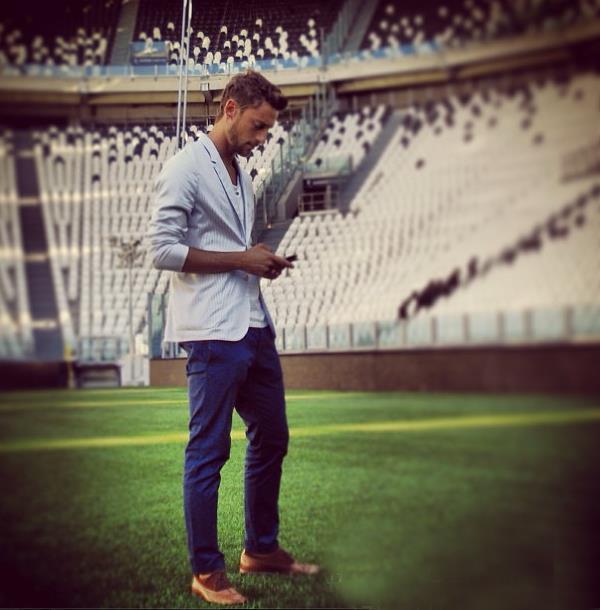 Claudio Marchisio i migliori look di Instagram