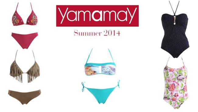 La top 5 dei migliori costumi da bagno di Yamamay per i saldi estivi 2014