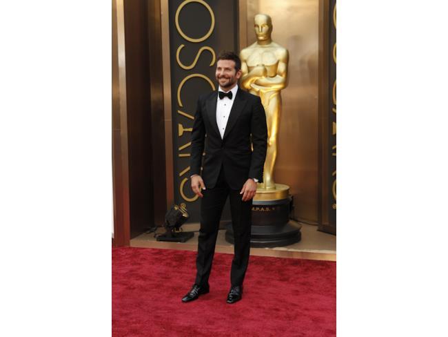 Oscar 2014: BRADLEY COOPER in Tom Ford