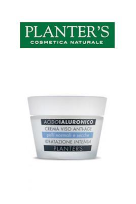 Prodotto Planter's anti-age con acido ialuronico per affrontare al top la tua estate 2014