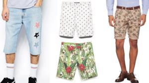 Per i saldi 2014 non perderti i pantaloncini da uomo più trendy dell'estate!