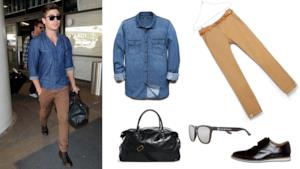 L'outfit low cost alla Zac Efron style per illuminare la tua estate 2014