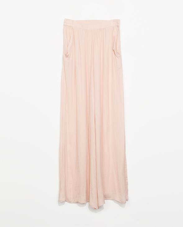 Pantalone di Zara per il tuo outfit d'estate