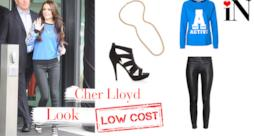 L'outfit low cost di Cher Lloyd