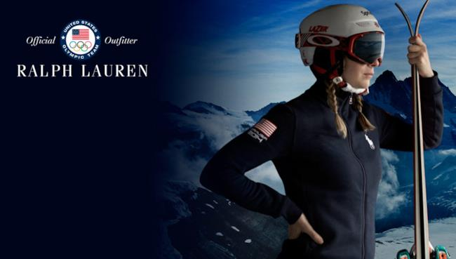 Team USA in stile Ralph Lauren