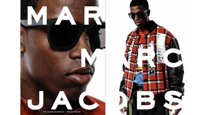 La nuova compagna di Marc by Marc Jacobs per l'autunno inverno 2014, Cast Me Marc