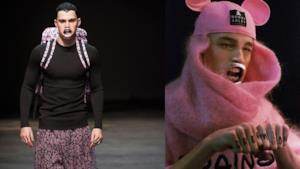 Fashion Week di Londra 2014, il catwalk di Bobby Abley