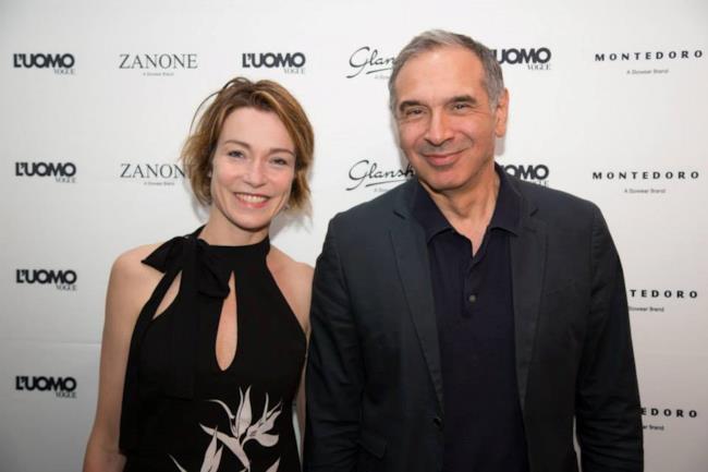 Alla RInascente si è svolto l'evento Vogue Talents con Franca Sozzani