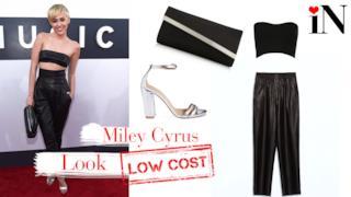 Il look low cost di Miley Cyrus indossato per i Video Music Awards 2014