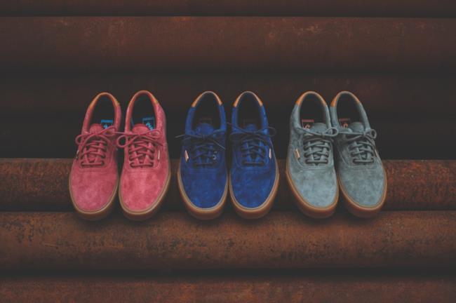 I nuovi modelli di sneakers Vans California Era 59 Gum Sole Pack per la summer 2014