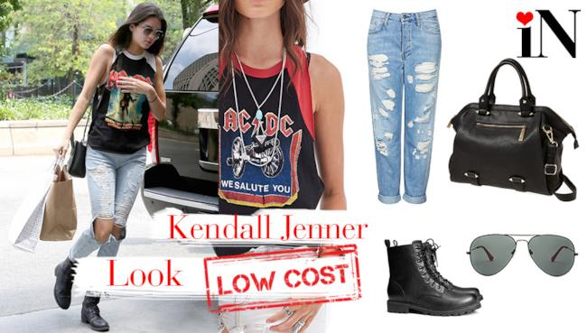 Il look low cost per assomigliare a Kendall Jenner
