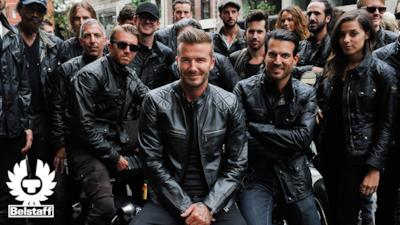 La nuova capsule collection di David Bechkam x Belstaff