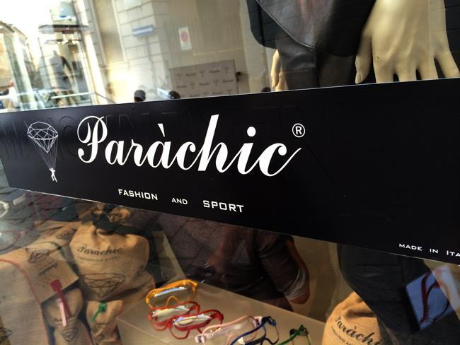 Parachic ha lanciato la sua collezione di occhiali da sole con un evento a Milano