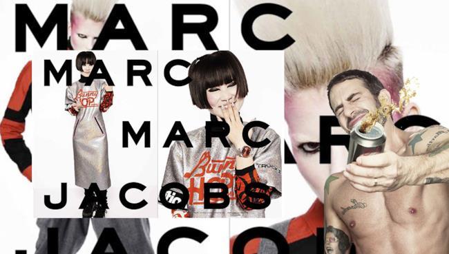La nuova campagna di Marc Jarcobs per l'autunno inverno 2014