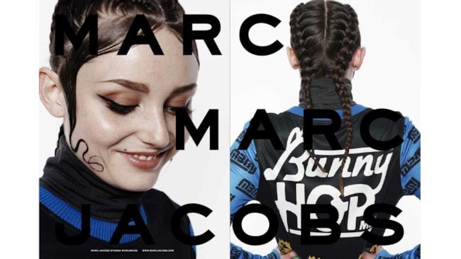 Marc by Marc Jacobs Fall Winter 2014 Campaign on Instagram