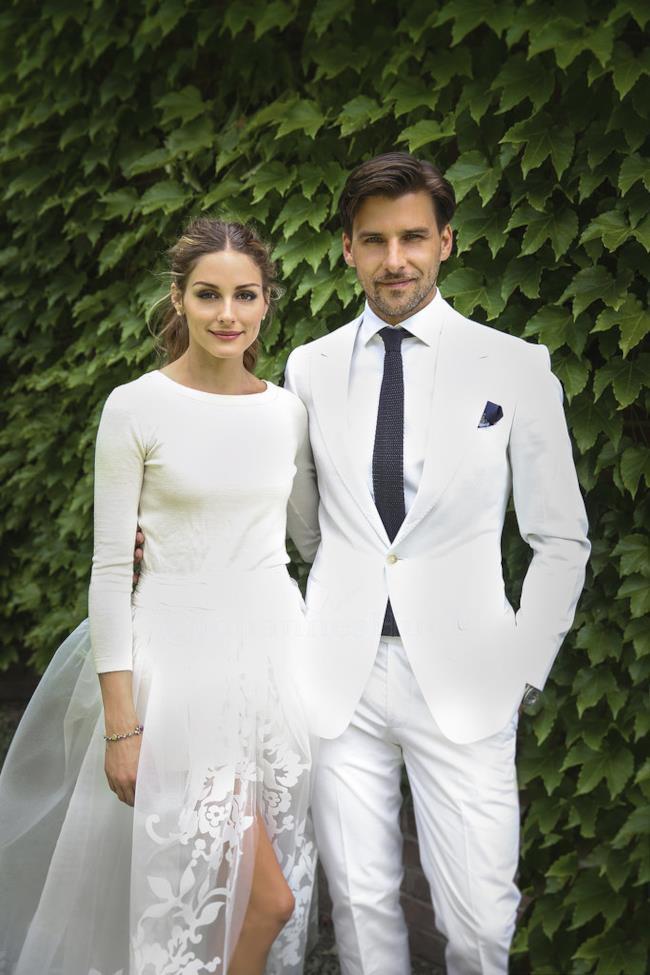 Johannes Huebl e Olivia Palermo hanno celebrato il loro matrimonio a New York