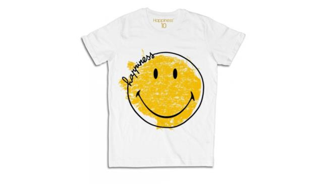 Linea Happiness con Smiley