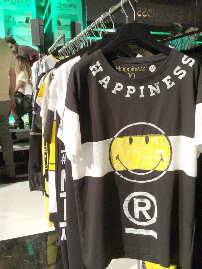 La collezione Happiness al Pitti uomo 2014