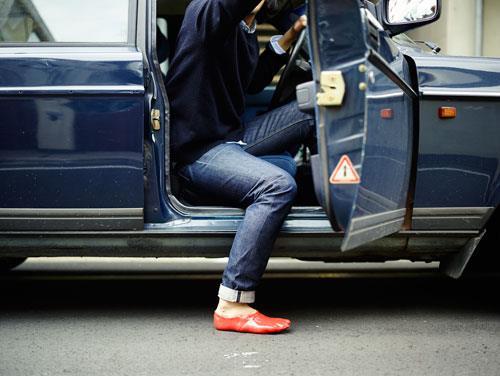 FONDUE SLIPPERS possono diventare anche delle sneakers da passeggio