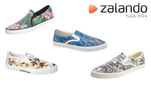 Saldi 2014: 10 migliori modelli di scarpe slip-on da uomo su Zalando