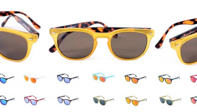 La selezione degli occhiali da sole di Spektre più fashion