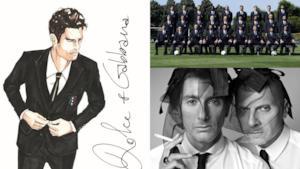 Il brand Dolce & Gabbana vestirà la Nazionale per la FIFA World Cup 2014