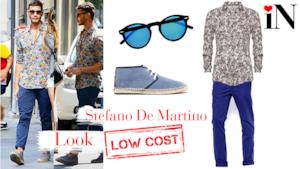 L'outfit per l'estate in stile Stefano De Martino
