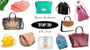 Le 30 borse migliori da donna da avere per la autunno inverno 2014