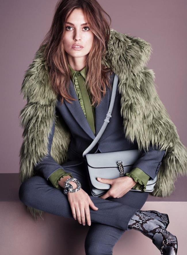 Collezione autunno inverno 2014 di Gucci