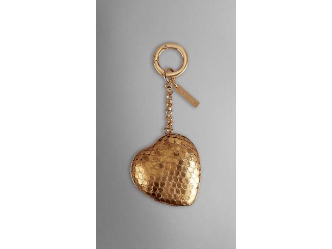 Burberry python heart per San Valentino 2014