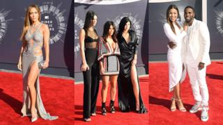 Video Music Awards 2014: i migliori look sul red carpet