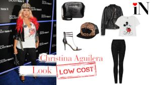 Outfit low cost per assomigliare a Christina Aguilera
