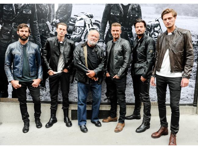 David Beckham x Belstaff 2014-15, OFF ROAD