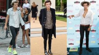 Harry Styles look 2014: estrosi, country e con il giusto carattere british!