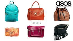 Le 15 migliori borse da donna su ASOS per i saldi 2014