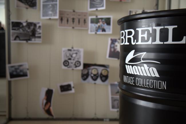 La nuova collezione Manta Vintage di Breil