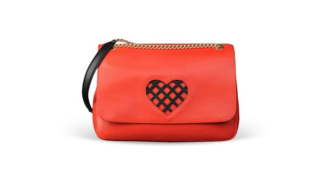 MOSCHINO clutch regalo per lei San Valentino 2014
