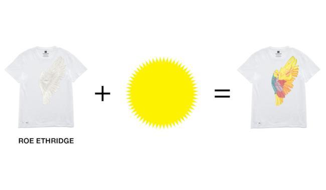 Magliette limited edition di GAP e Visionaire per la summer 2014