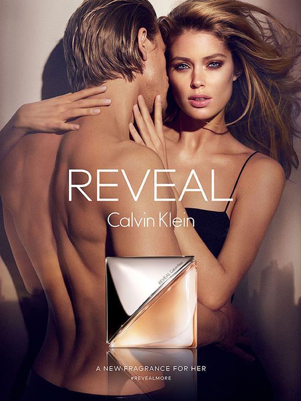 Charlie Hunnam e Doutzen Kroes nuovi testimonial per la fragranza Reveal di Calvin Klein