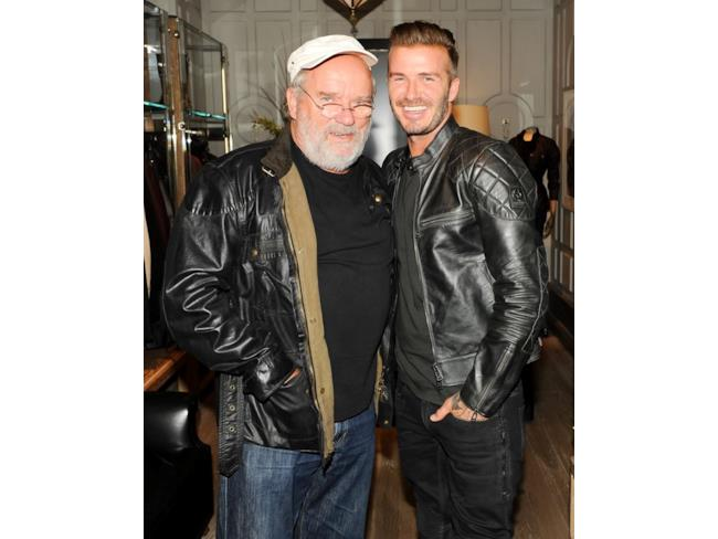 David Beckham x Belstaff 2014-15, OFF ROAD