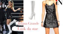 L'outfit per essere una star come Ariana Grande