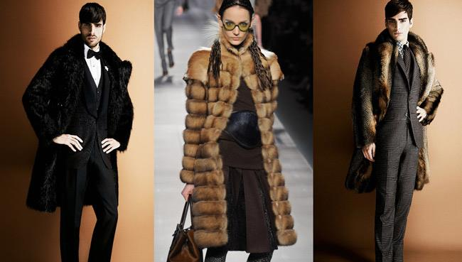 Milano Fashion Week 2014 bisogna indossare la pelliccia