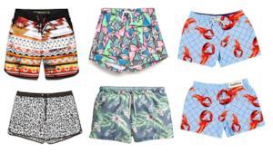 Costumi da bagno uomo: i più cool d'aver per l'estate 2014