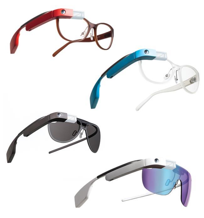 I nuovi occhiali di Google firmati Diane Von Furstenberg