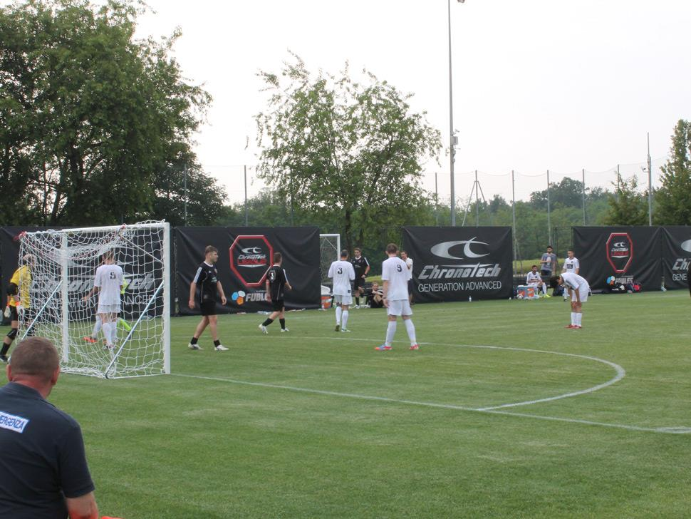 Chronotech League a Milanello
