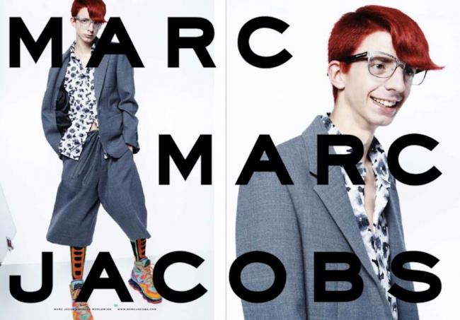 Marc by Marc Jacobs Fall Winter 2014 Campaign Instagram